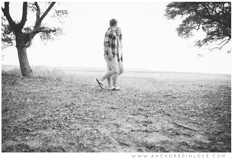 Emily Amp Garin S Engagement Fort Fisher Nc 187 Anchored In Love