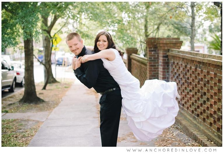 MM Counter Super Hero Wedding Anchored in Love Wilmington North Carolina_1001