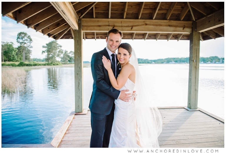Calabash NC Wedding Anchored in Love_1064