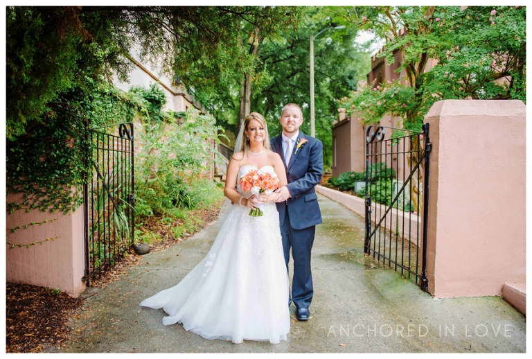 Taylor And Tommy S Saint Thomas Preservation Hall Wedding Anchored