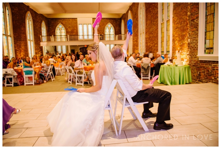 Taylor And Tommy S Saint Thomas Preservation Hall Wedding