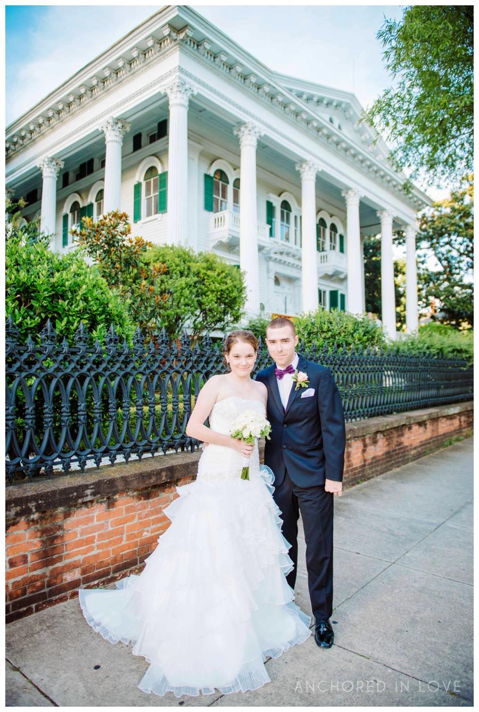 Jackie And Brandon S Magical Bellamy Mansion Wedding