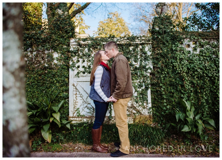 Katie and Mark Engagement Downtown Wilmington NC Anchored in Love_0001.jpg