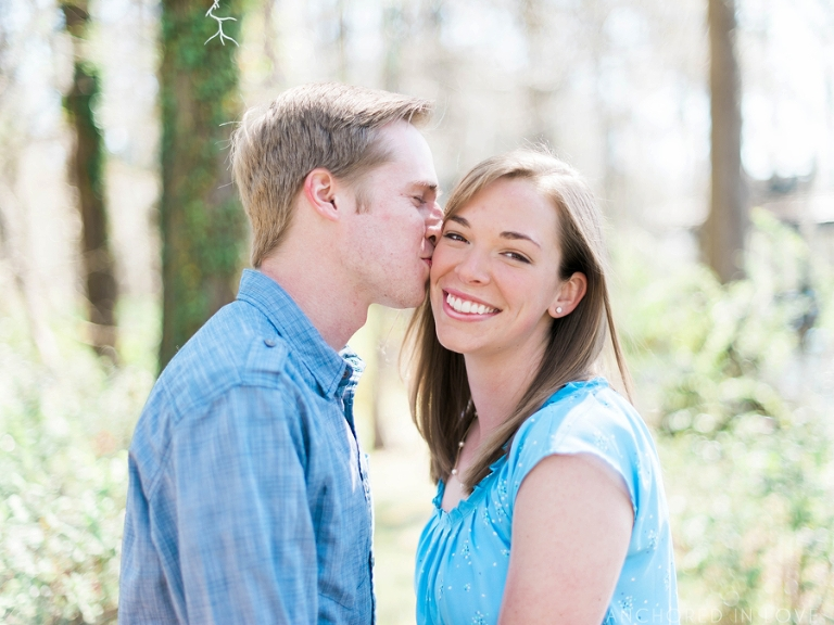 wilmington nc greenfield lake engagement photos anchored in love-3002