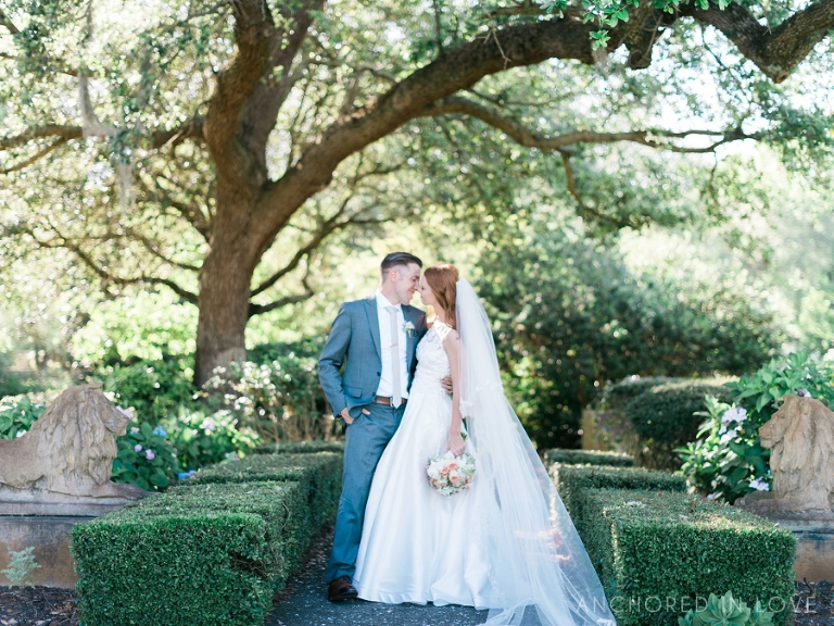 Landfall Country Club Wedding Anchored in Love Josh & Leigh-1904