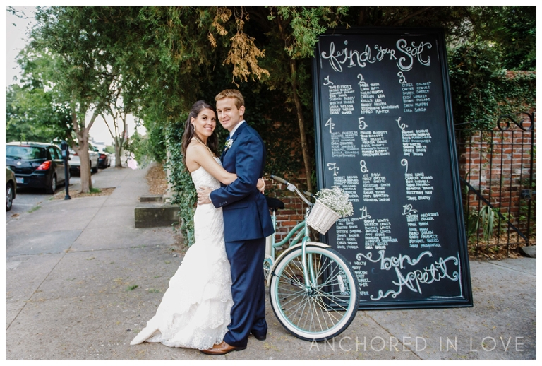 SR Saint Thomas Preservation Hall Wedding Anchored in Love Wilmington NC