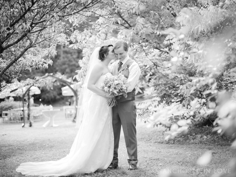 Asheville NC Wedding Photographer Anchored in Love Michele & Luke