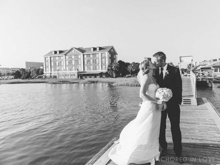 Charleston SC Wedding Photographer Anchored in Love Rice Mill Wedding