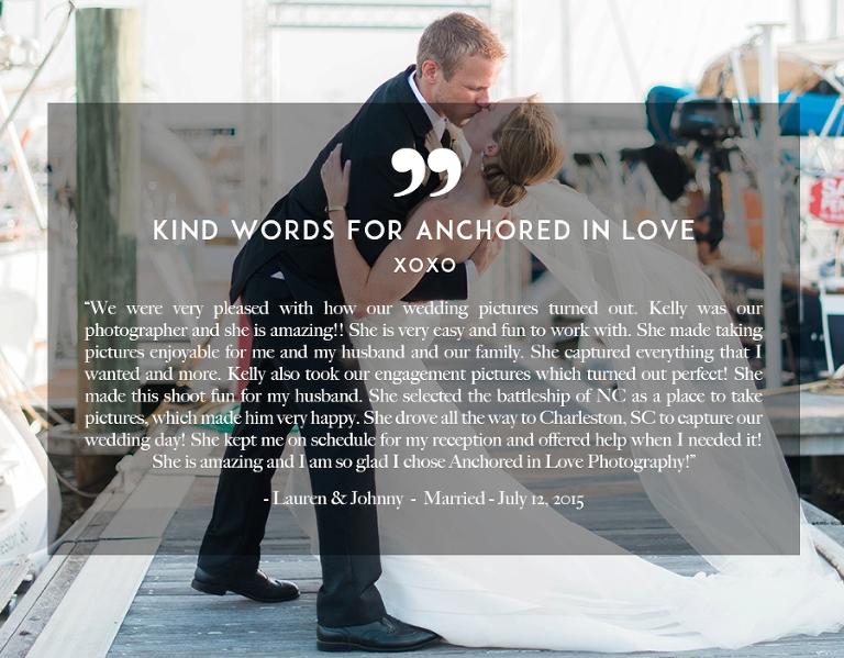 Kind Words - Lauren & Johnny