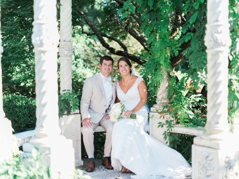 Arboretum Wilmington NC Wedding Photographer Anchored in Love