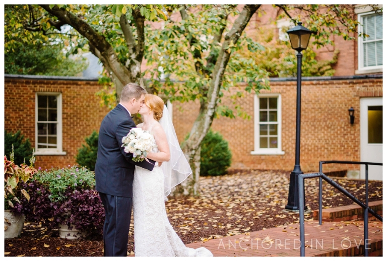 EM Raleigh NC Wedding Anchored in Love