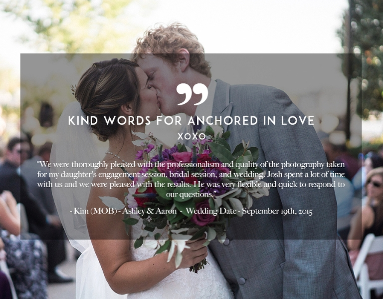 Kind Words - Ashley & Aaron MOB