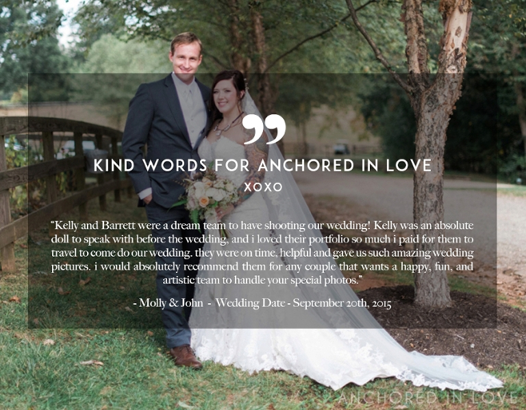 Kind Words - Molly & John