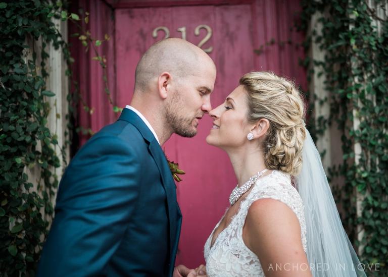 Atrium Wilmington NC Wedding Anchored in Love Kellie & Matt