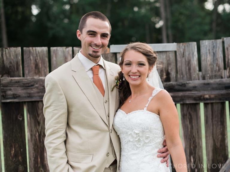 The Barn at Rock Creek Wedding Savannah & Anthony Anchored in Love