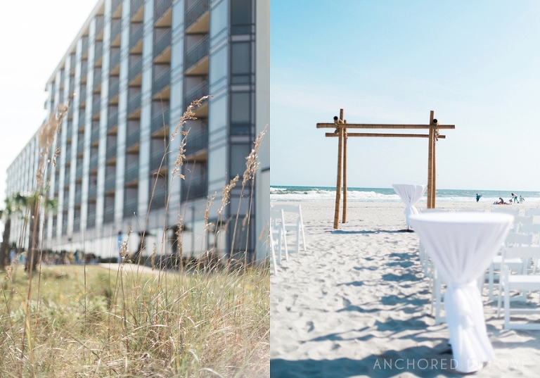 Shell Island Resort In Wrightsville Beach