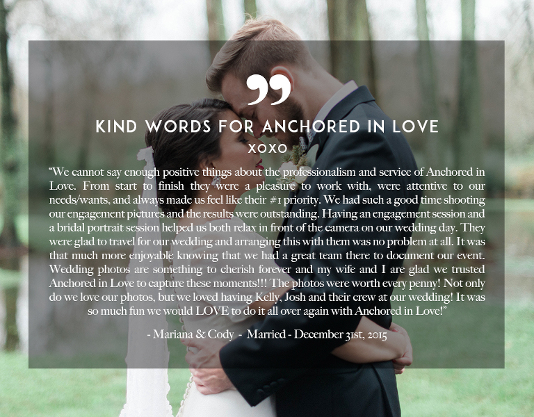 Mariana & Cody - Kind Words
