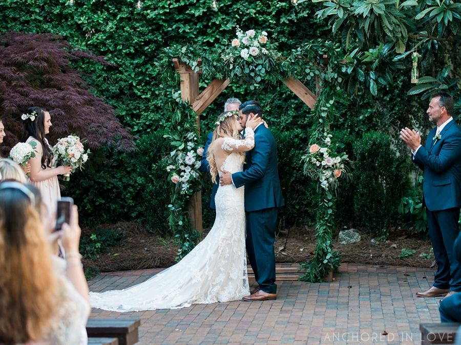 Jasmine Amp Ulysses S Atrium Wedding Downtown Wilmington