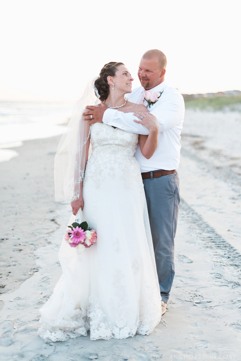 Southern Comfort Ocean Isle Wedding NC Wedding Photographer and Videographer Anchored in Love J&T-2943